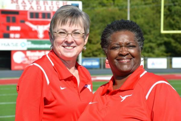 Marshall Maverick Athletic Staff