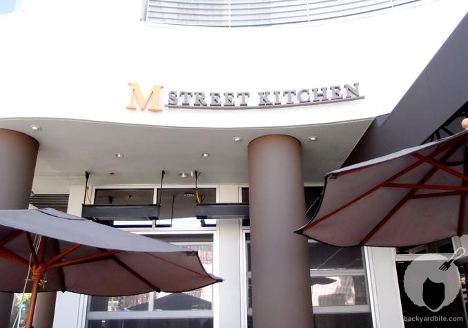 M Street Kitchen, Santa Monica | Backyard Bite