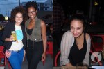 @backyardbite with @datingadvicegrl and Ashton Stronks of Pitch Control PR