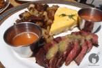 Delicious Sunny Spot Egg Plate @ Sunny Spot