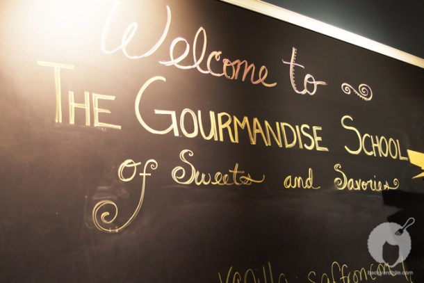 Gourmandise School at The Market in Santa Monica.