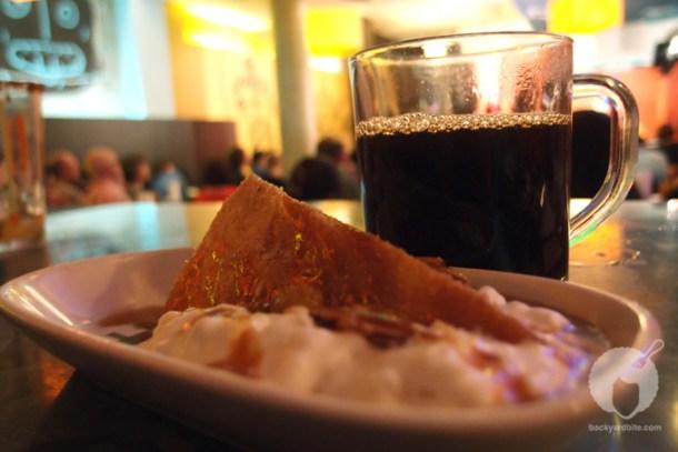 La Bomba Rice Pudding