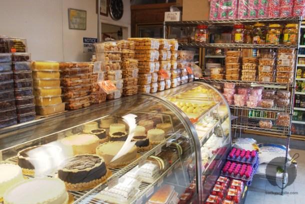 Inside United Bakery Silver Lake
