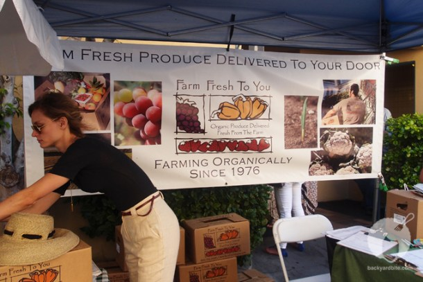 Farm Fresh to You organic local farms