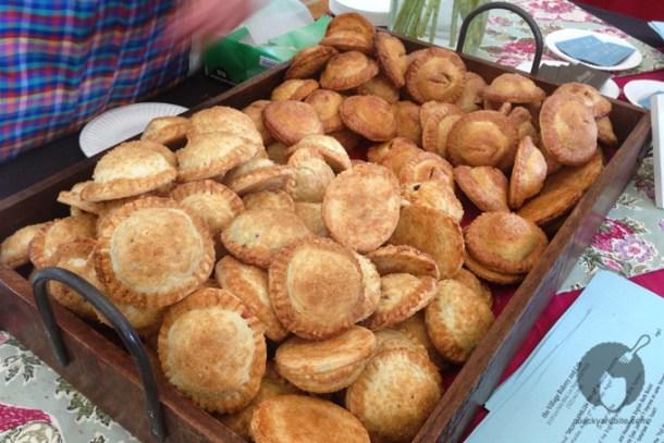 Mini Pies - LaWeekly's Pancake Breakfast