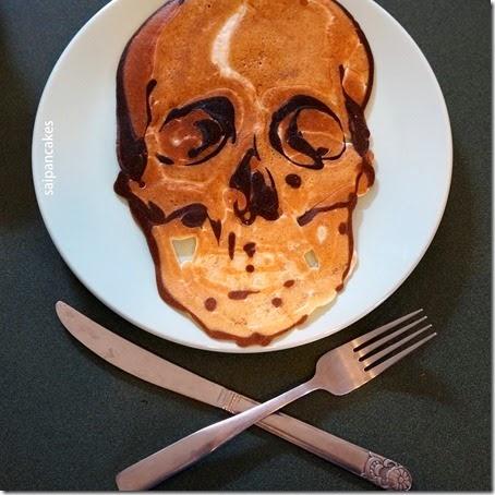 Skull Pancake