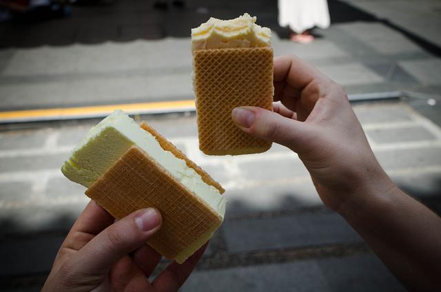 Ice cream in singapore