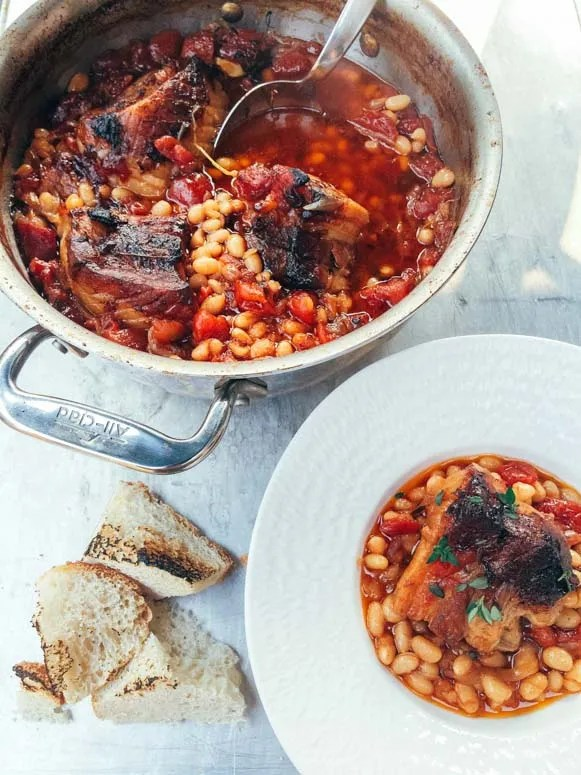 Classic French Cassoulet Recipe