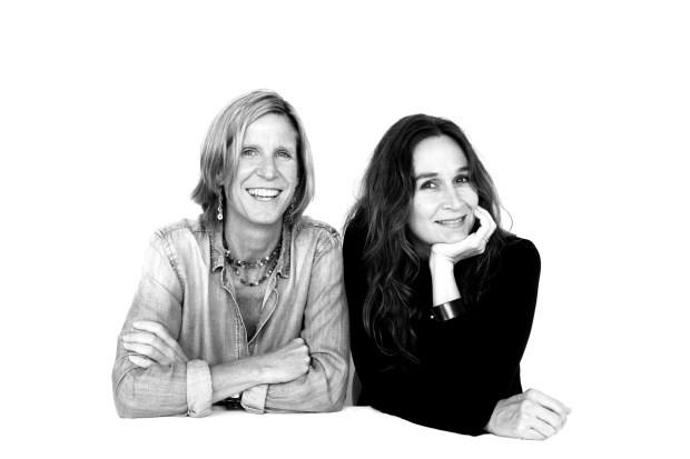 Katie McDougall and Susannah Felts, photo by Heidi Ross