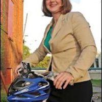 Women Flex their Biking Muscles