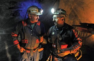 Alpha miners in Southwest Virginia (Photo by Scott Elmquist)