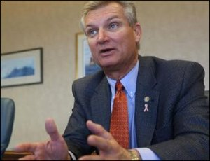 Transportation Secretary Aubrey Layne. Photo credit: Daily News.