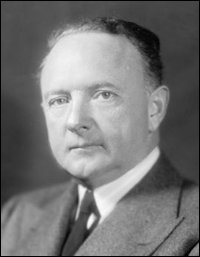 Harry F. Byrd. Bye, bye, time to go.