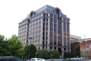 Shuttered: Norfolk Southern's regional office in Roanoke