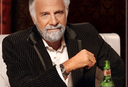 I don't always blog, but when i do it's legendary.