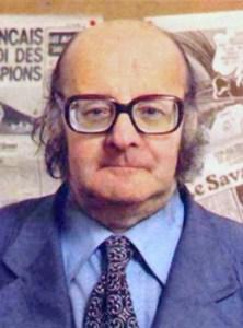 Jacques Bergier (1912-1978)