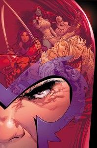 Uncanny X-Men #3, variant cover di Greg Land