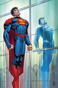 Action Comics #52, copertina di John Romita Jr. e Klaus Janson