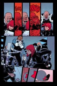 Black Widow #1, anteprima 03