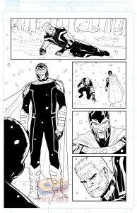 Deadpool #9, anteprima 01