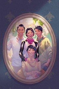 Silk #7, copertina di Yasmine Putri
