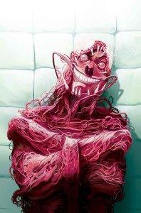 Carnage #8, copertina di Mike Del Mundo
