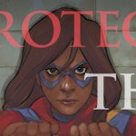 Marvel, Civil War II: Ms. Marvel contro Capitan Marvel nel nuovo teaser