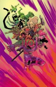 Drax #7, copertina di Scott Hepburn