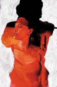 Scarlet #8, copertina di Alex Maleev