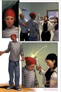 Spider-Man #3, anteprima 01