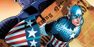 Captain America Steve Rogers #2