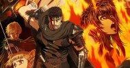Berserk di Kentaro Miura: un nuovo trailer per l'anime