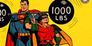 Superman Robin