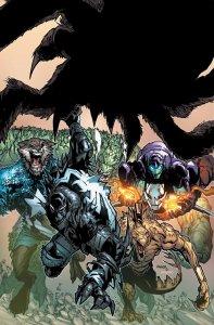 Spider-Island #3, copertina di Humberto Ramos