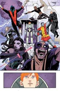 Worst X-Man Ever #2, anteprima 1