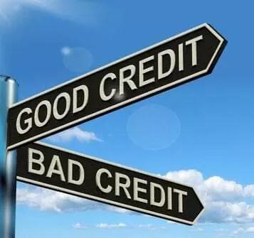avoid bad credit