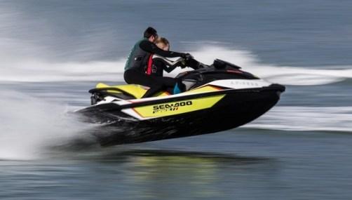 Jet Ski Speed
