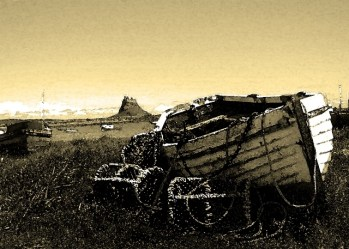 Patrick O'Meara - Lindesfarne Boat