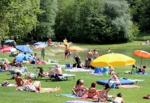 Badesee Mieming, Guter Start in die Sommersaison, Foto: Manfred Krug/badesee-mieming.at