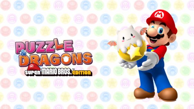 Puzzle Dragons Z + Puzzle Dragons Super Mario Bros. Edition banner scheda