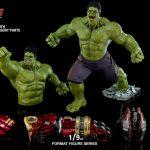 King Arts Hulk accessori Hulkbuster