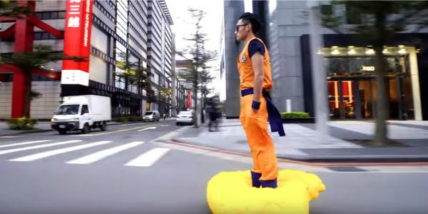 Dragon Ball nuvola Speedy banner
