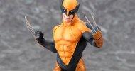 Kotobukiya presenta la statuina ArtFX+ di Wolverine