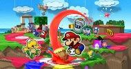 Paper Mario: Color Splash, il trailer della storia