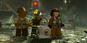 LEGO Star Wars: Il risveglio della Forza intervista megaslide
