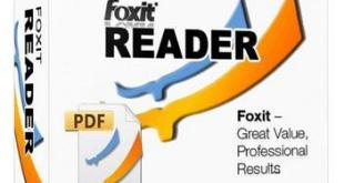 برنامج فوكست ريدر Foxit Reader