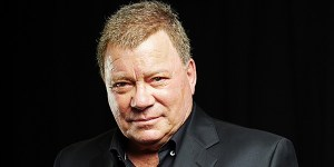 William Shatner banner
