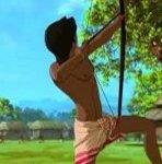 Il trailer di Arjun, primo cartoon indiano della Disney