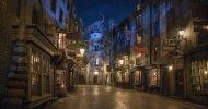 Wizarding World of Harry Potter – Diagon Alley  | Harry Potter e i Doni della Morte: Parte II