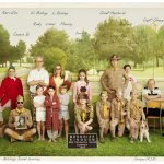 Prime due scene tratte da Moonrise Kingdom